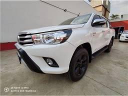 Título do anúncio: Toyota Hilux 2017 2.7 srv 4x4 cd 16v flex 4p automático