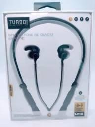 Fone De Ouvido Esportivo Sem Fio Bluetooth T-695bl