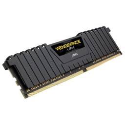 Memória Corsair Vengeance LPX 16GB 3000Mhz DDR4