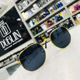 Título do anúncio: Óculos de Sol Sextavado com Proteção UV 400 - Entregamos!!!