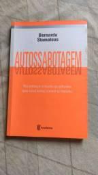 Livro Autossabotagem - Bernardo Stamateas