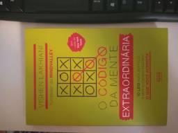 Livro: O código da mente Extraordinária