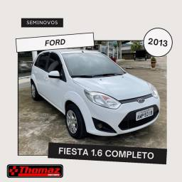 Fiesta 1.6 Completo 2013