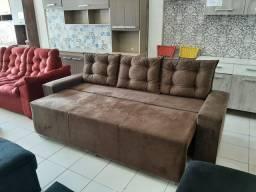 Sofá 3X1 sofá .. cama e retratil
