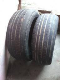 Vendo ou troco estes pneus por aro 14