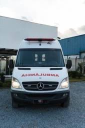 ²Sprinter Ambulância 415 CDI 146 CV 2016