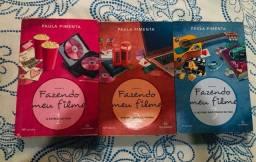 Livros da série Fazendo meu filme- Paula Pimenta