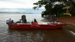 Barco Alumínio Esportivo 5m