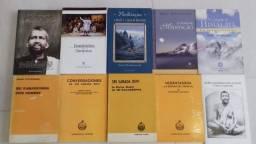 Coleção livros Ramakrishna yoga importdaos espanhol