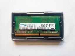 Memoria Ram Samsung Ddr4-2133 4gb 1rx8 Pc4 M471a5143eb0-cpb