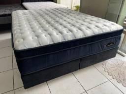 Maxflex - Maravilhosa - cama box queen size - entrego