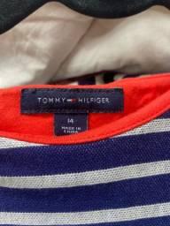 Vestido infantil Tommy Hilfiger