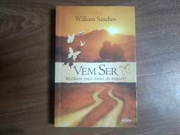 Livro: William Sanches - Vem Ser