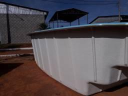 #piscina de fibra pronta entrega obs casa de máquina Danco a número 1 do mercado
