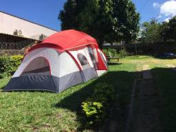 Barraca de Camping 10 pessoas