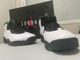 Nike Air Jordan 10 Retro Seattle Basketball