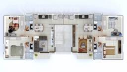 Título do anúncio: Apartamento à venda com 2 dormitórios em Visão, Lagoa santa cod:578626