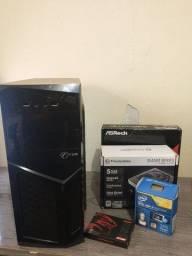 PC Home Office/ estudo i5 3470 + 120GB SSD + 08GB RAM