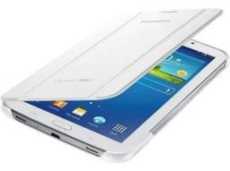 Capa Book Cover Galaxy Tab 3 de 7 polegadas  branco