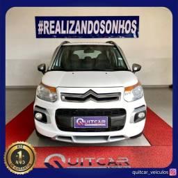AIRCROSS 2011/2012 1.6 EXCLUSIVE 16V FLEX 4P AUTOMÁTICO