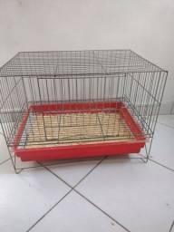 Vendo gaiola pra coelhos