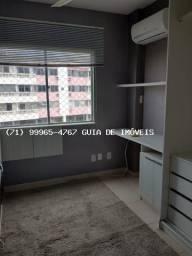Título do anúncio: Apartamento para Venda em Salvador, Boca do Rio, 3 dormitórios, 1 suíte, 2 banheiros, 1 va
