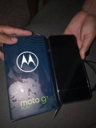 Motorola G9 Play novo.