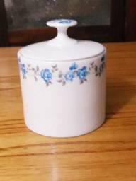 Açucareiro porcelana real anos 70