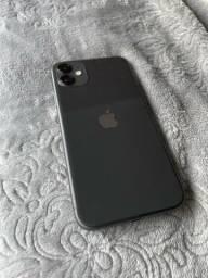 Título do anúncio: Vendo iPhone 11 29 dias de uso com nota fiscal