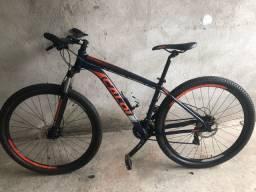 Bicicleta Caloi Aro 29 - Grupo Shimano