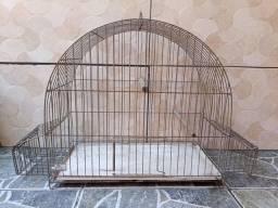 Gaiola periquito, calopsita, passarinho
