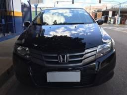 Honda City DX 1.5 flex automático 2012