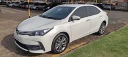 Título do anúncio: Toyota Corolla XEI 2.0 Flex Branco Pérola 2018/2019