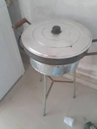 Fritadeira a gás