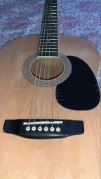 Violão Clássico Acústico Harmonics Cordas Aço Natural Gs-11