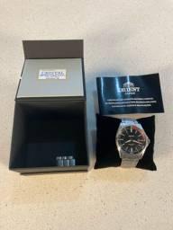 Relógio Orient Masculino Prata em Aço