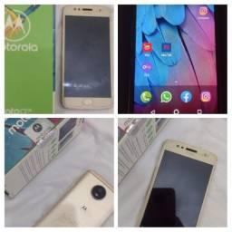 Título do anúncio: Celular Motorola 5S