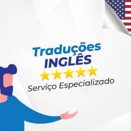 Serviço de Tradução para Inglês e Espanhol