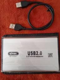 HD externo 320GB