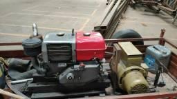 Título do anúncio: Gerador de Energia a Diesel