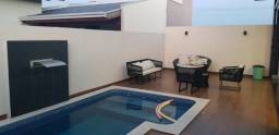 Casa a venda Condomínio Costa Leste em Três Lagoas MS, 3 dorm, sendo 2 suite