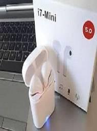 Fone Ouvido Bluetooth Sem Fio I-7 Mini