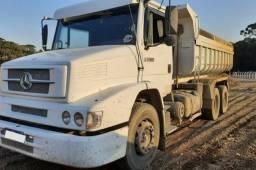 Título do anúncio: Caminhão caçamba 1620