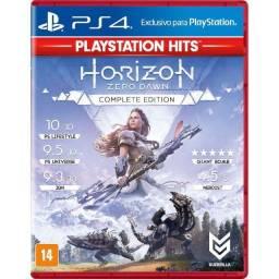 Jogo Horizon Zero Dawn Edição Completa PS4 Mídia Física Lacrado