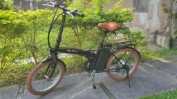 Bicicleta elétrica blitz free