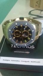 Título do anúncio: Relógio Masculino Technos Não usado