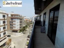 Título do anúncio: Cabo Frio-Passagem-Excelente Cobertura Duplex a uma quadra da Praia do Forte