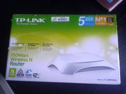Roteador WiFi TP-Link 150mbps WR720N