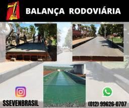 Balança Embarcada / Rodoviária - Seven Brasil