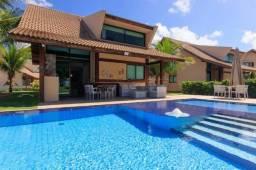 Casa de condomínio à venda com 5 dormitórios em Porto de galinhas, Ipojuca cod:V1362